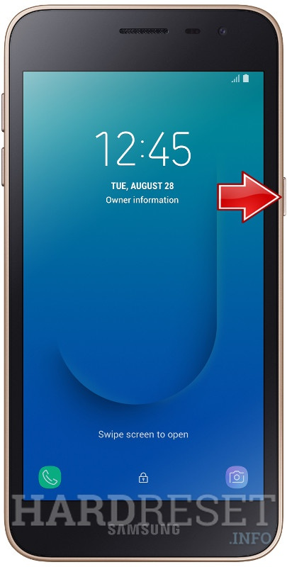 Download Mode SAMSUNG Galaxy J2 Core - HardReset info