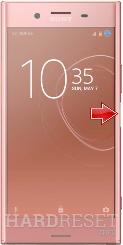 Flash Mode SONY Xperia XZ Premium Dual - HardReset info