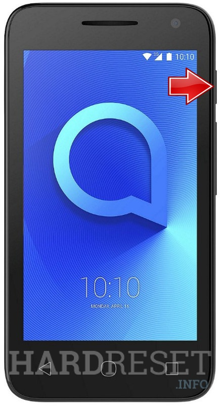 Hard Reset ALCATEL U3 2018