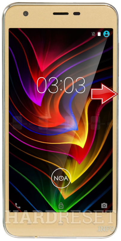 Remove screen password on NOA Sprint 4G