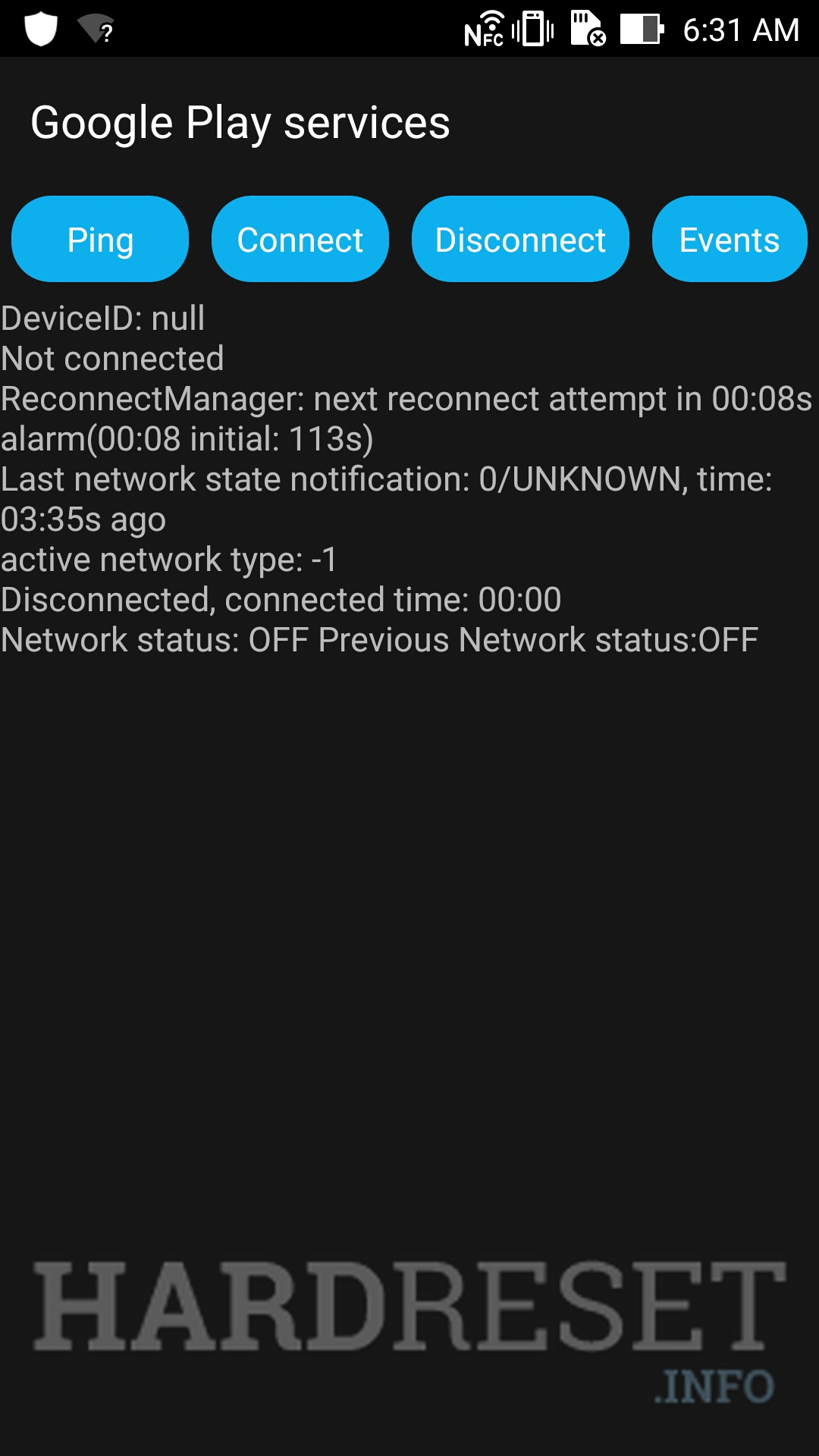 Codes ASUS Zenfone 2 ZE551ML - HardReset info