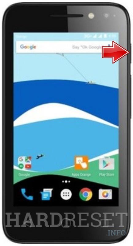 Zupełnie nowe How to Hard Reset my phone - ALCATEL Rise 31 - HardReset.info MN93