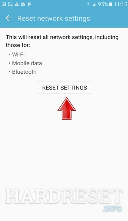 Reset Network Settings SAMSUNG G570F Galaxy J5 Prime - HardReset info