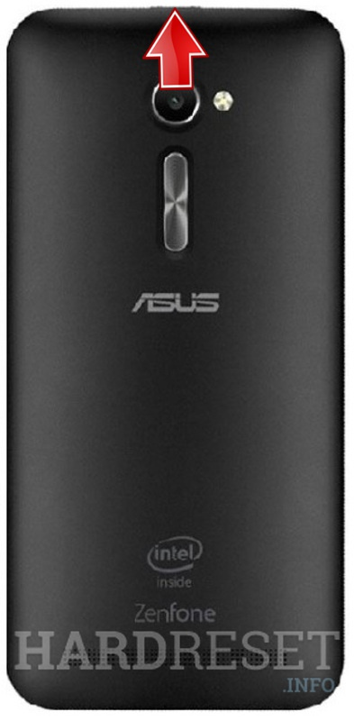 Permanently delete data from ASUS ZenFone 2 ZE500CL