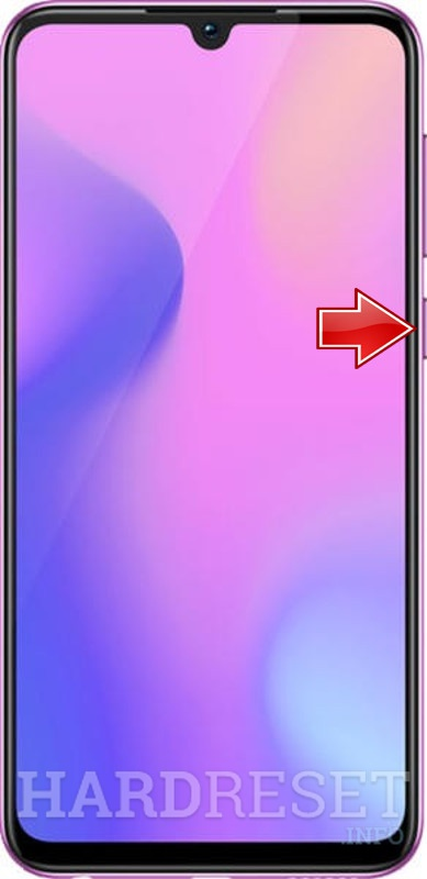 Hard Reset VIVO Z3I