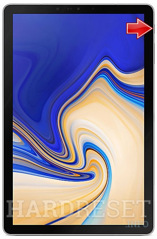 Hard Reset SAMSUNG Galaxy Tab S4 - HardReset info