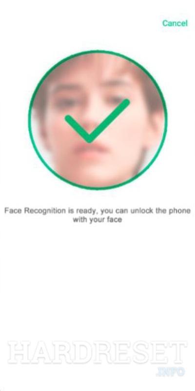 Add Face Unlock REALME C1 - HardReset info