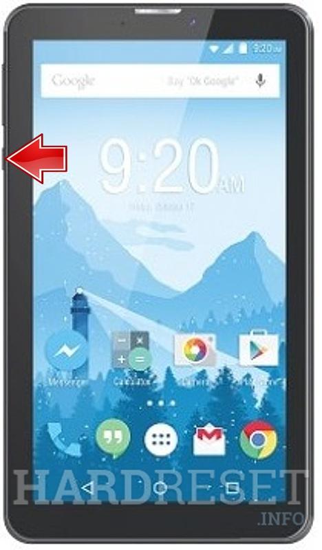 Hard Reset DANY Genius Tablet T460 - HardReset info