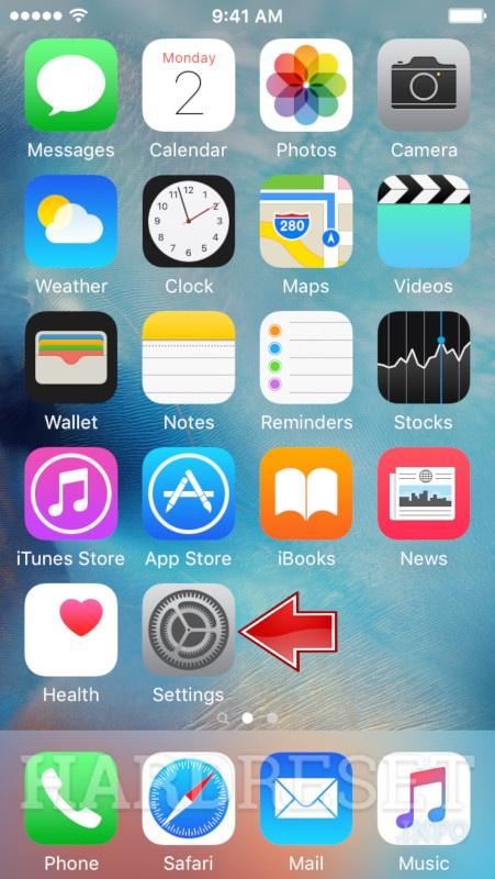 Change Wallpaper Apple Iphone 7 Hardreset Info