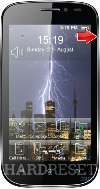 Hard Reset MICROMAX A71