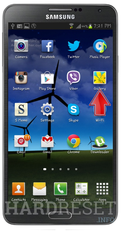 Remove Screen Lock on SAMSUNG N900 Galaxy Note 3