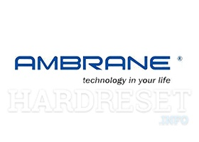 Where download firmware for Ambrane device? - article image on hardreset.info
