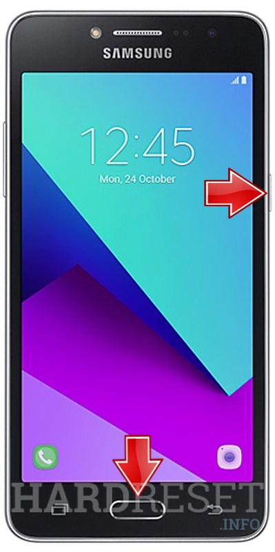 Remove Screen Lock on SAMSUNG G532MT Galaxy J2 Prime TV