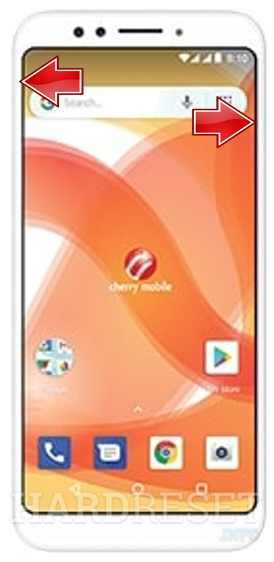 Factory Reset CHERRY MOBILE Flare J6