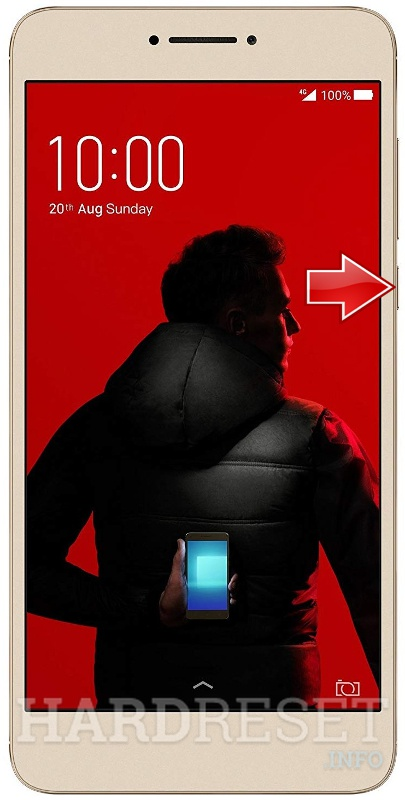 Recovery Mode CoolPAD Cool Play 8 - HardReset info