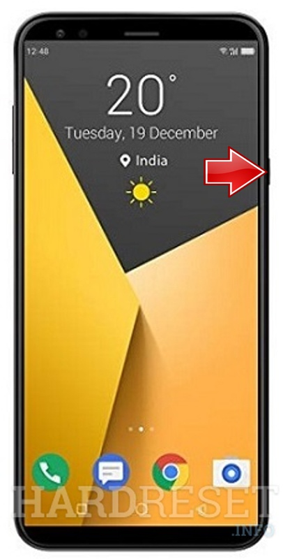 Remove Screen Lock on InFocus Vision 3