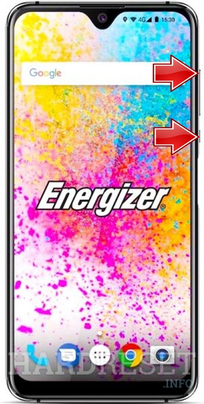 Permanently delete data from ENERGIZER Ultimate U620S
