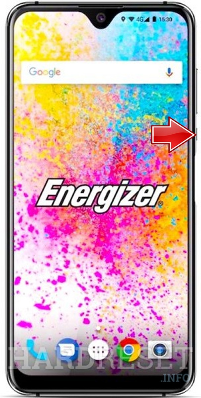 Remove Screen Lock on ENERGIZER Ultimate U620S