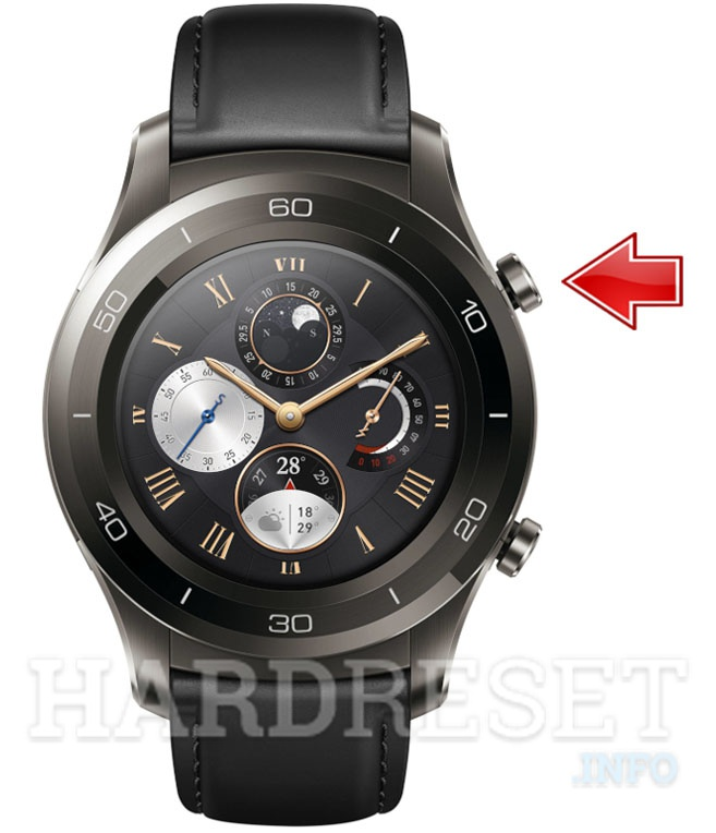 Hard Reset HUAWEI Watch 2 Classic BT