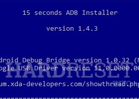 How to Install Android Fastboot and mini ADB Drivers with Tools? - article image on hardreset.info