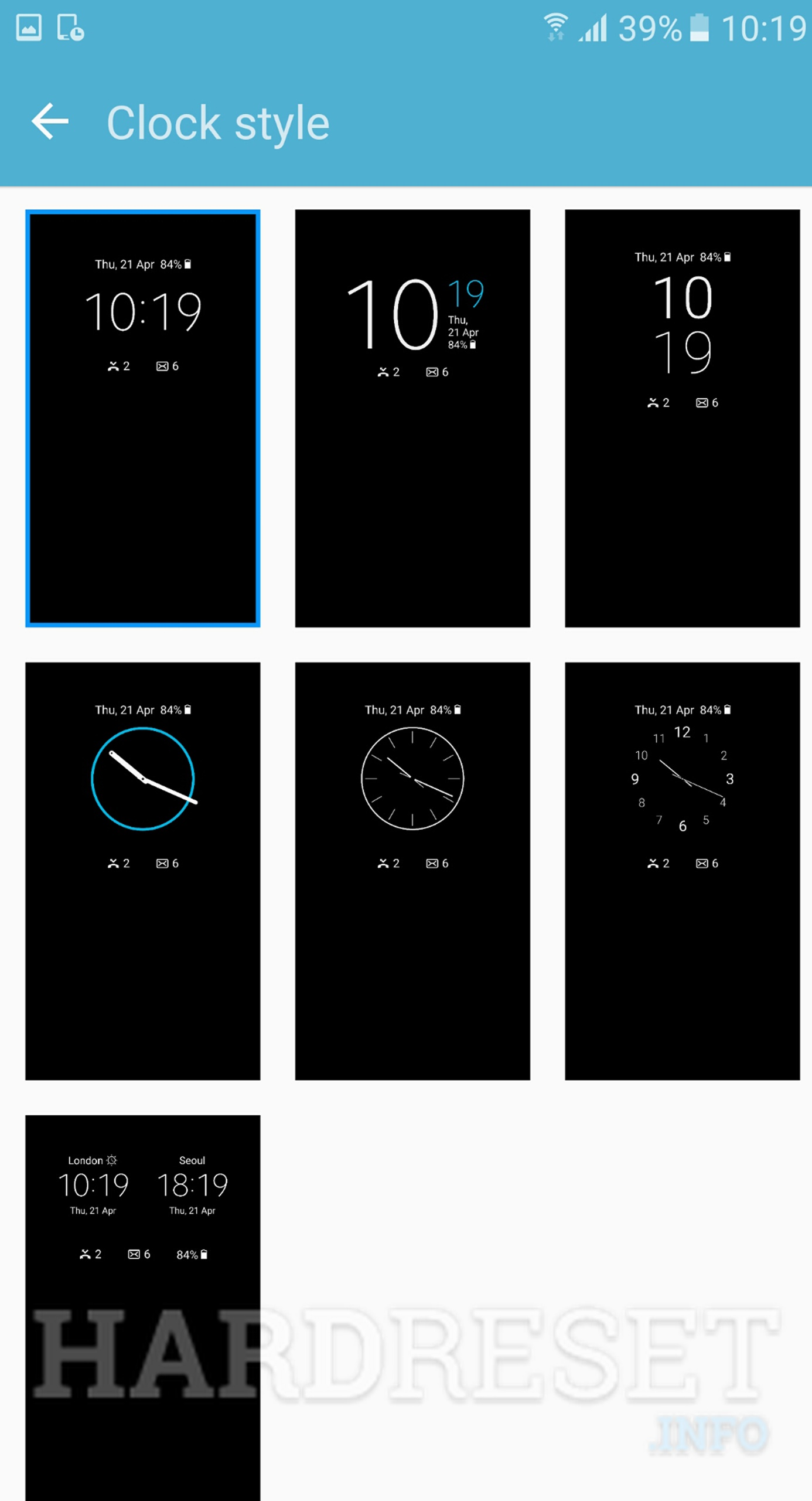 Change Wallpaper Samsung Galaxy M10 How To Hardreset Info
