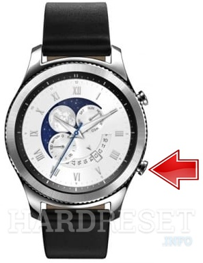 Hard Reset SAMSUNG Gear S3 Classic LTE