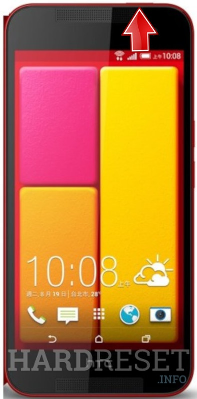 Hard Reset HTC Butterfly 2