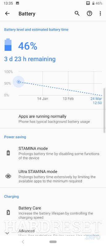 Battery SONY Xperia L3