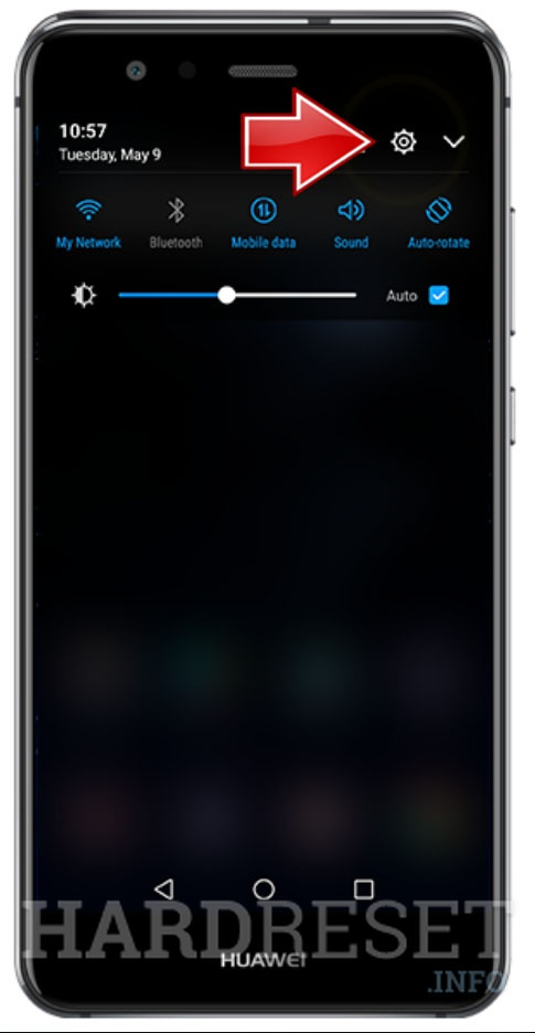 How to activate Simple Mode in my HUAWEI P9? - HardReset info