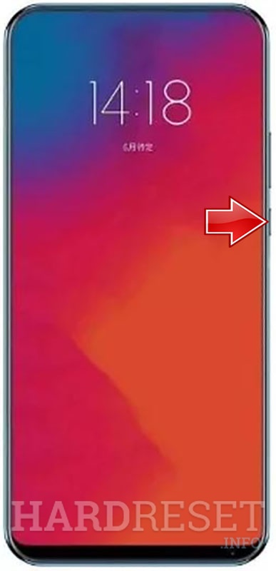 Wipe data on LENOVO Z6 Pro