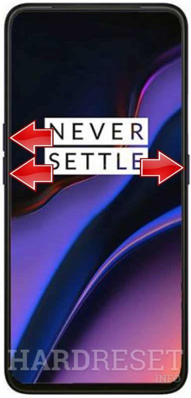 Fastboot Mode OnePlus 7 - HardReset info