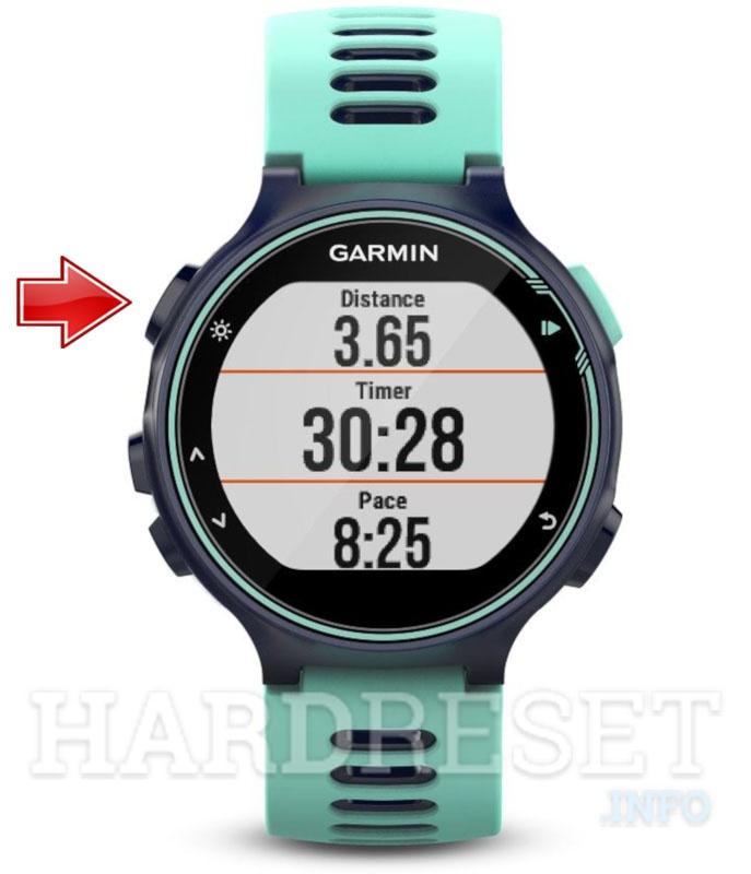 Hard Reset GARMIN Forerunner 735XT - HardReset info