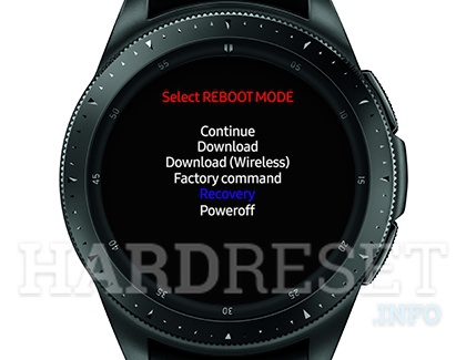HardReset SAMSUNG Galaxy Watch 46mm