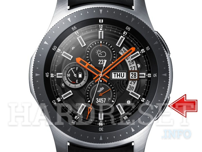 Hard Reset SAMSUNG Galaxy Watch 46mm