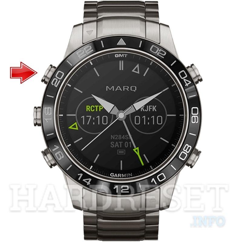Soft Reset GARMIN MARQ Aviator - HardReset info