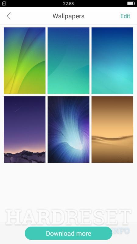Change Wallpaper Oppo F3 Plus How To Hardresetinfo