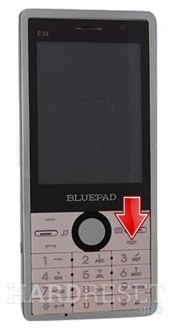 Hard Reset BLUEPAD B39