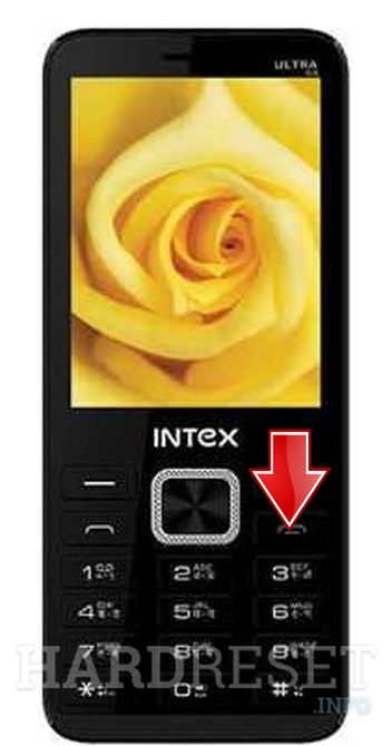 Hard Reset INTEX Ultra G3