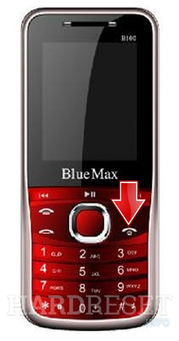 Hard Reset BLUEMAX B36