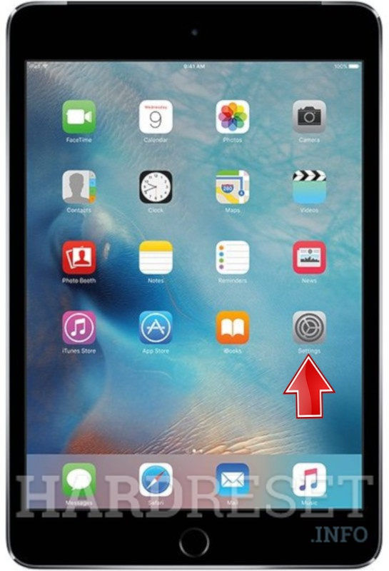APPLE iPad mini 5 (settings)