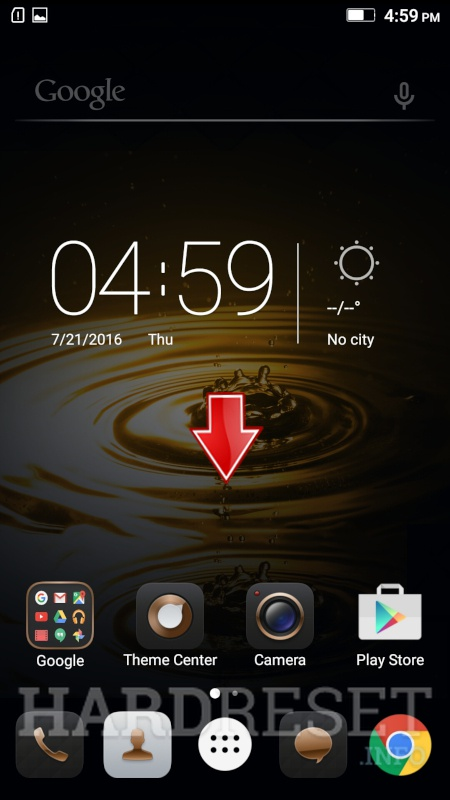 Change Wallpaper LENOVO K8 Plus - HardReset info