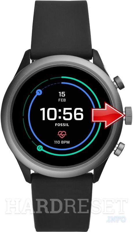 Hard Reset FOSSIL Sport Smartwatch - HardReset info