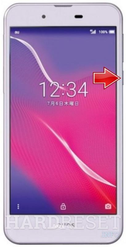 How to Hard Reset my phone - SHARP Aquos L2 - HardReset info