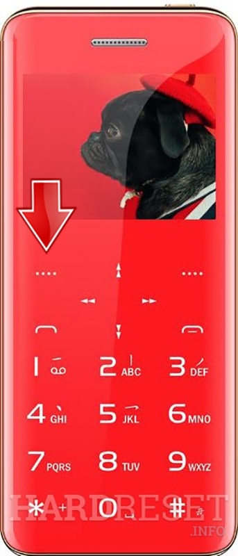 Remove Screen Lock on D.PHONE F2