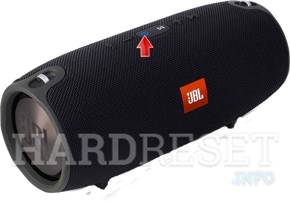 Hard Reset JBL Xtreme, how to - HardReset.info