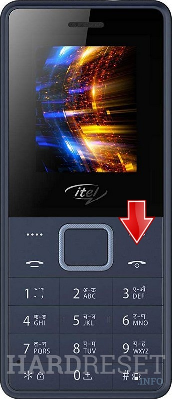 Hard Reset ITEL IT2160 - HardReset info