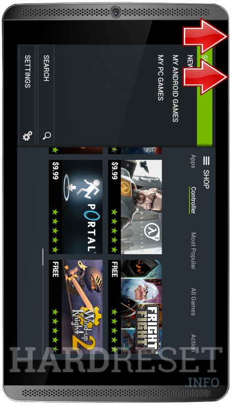 从NVIDIA Shield Tablet 3G/LTE永久删除数据