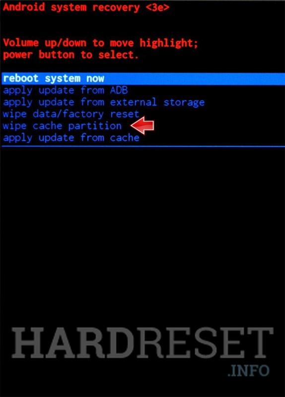 Wipe Cache - SAMSUNG G935F Galaxy S7 Edge - HardReset info