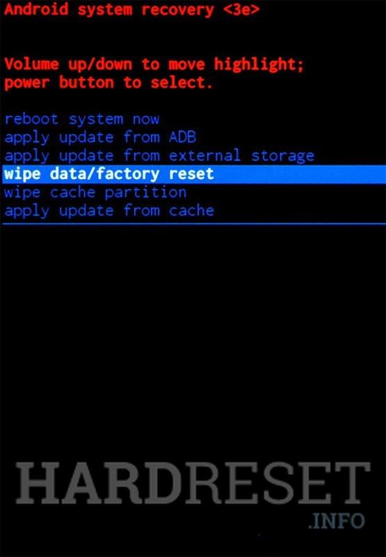 Hard Reset LENOVO K9 Note - HardReset info