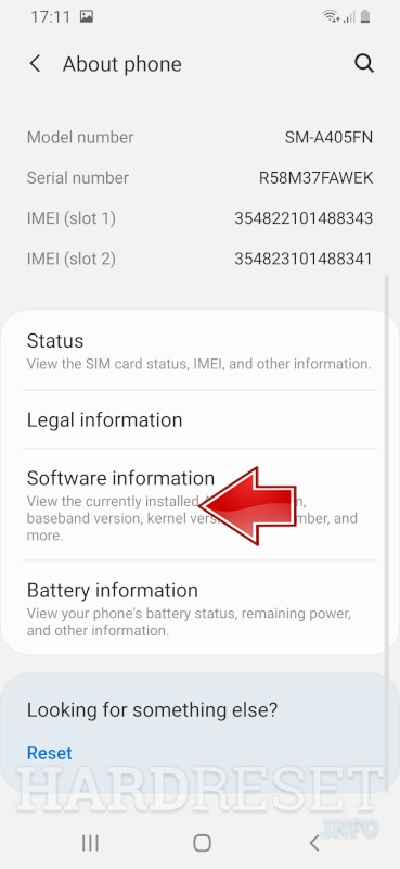Developer Options SAMSUNG I9200 Galaxy Mega 6.3